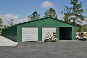 Oklahoma Ok Metal Garages Barns Sheds And Buildings
