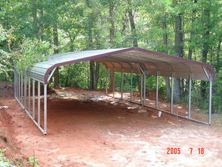 Oregon OR Carports