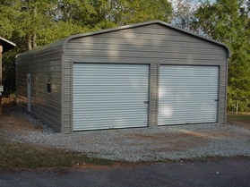 Double Car Garage