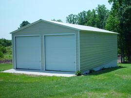 Oklahoma OK Metal Garages, Barns, Sheds and Buildings