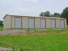 Storage Facility Building