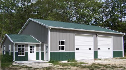Pole barn kits tennessee tn pole buildings tennessee tn for Pole barns tennessee