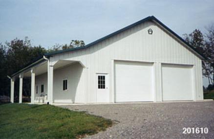 Pole Building Kits Washington Prices