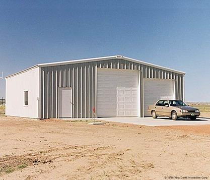 Red iron kits alabama al steel building packages alabama al for Garage builders alabama