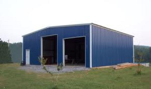 Red Iron Kits Colorado Co Steel Building Packages