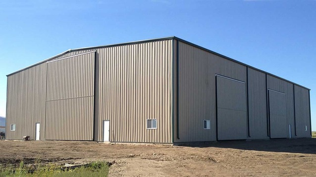 Red Iron Kits Louisiana LA | Steel Building Packages ...