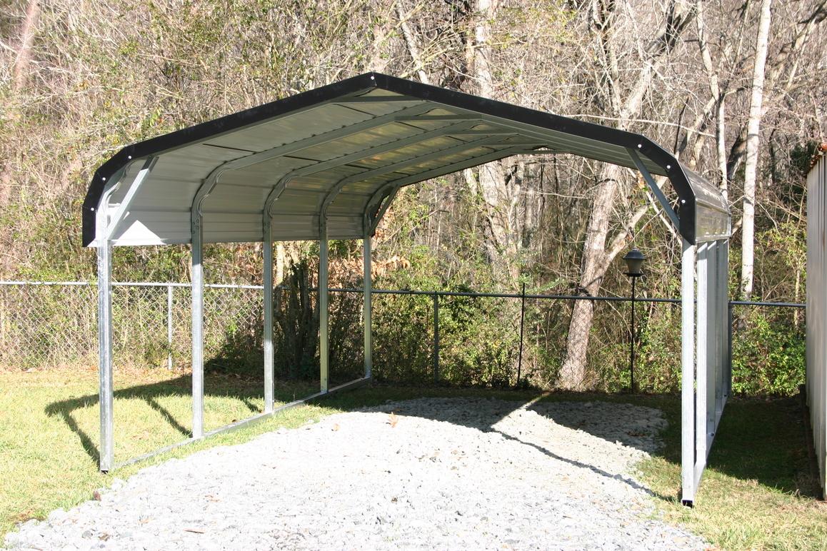 Car Sheds Carports Metal : Garages metal steel carports car ports