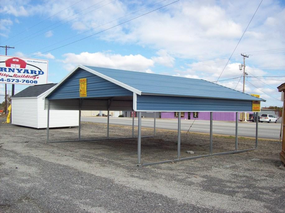 Portable Metal Carports Oregon : Carports aberdeen north carolina nc