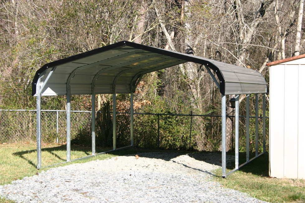 695 Metal Carports Kits : Metal carports anderson sc south carolina