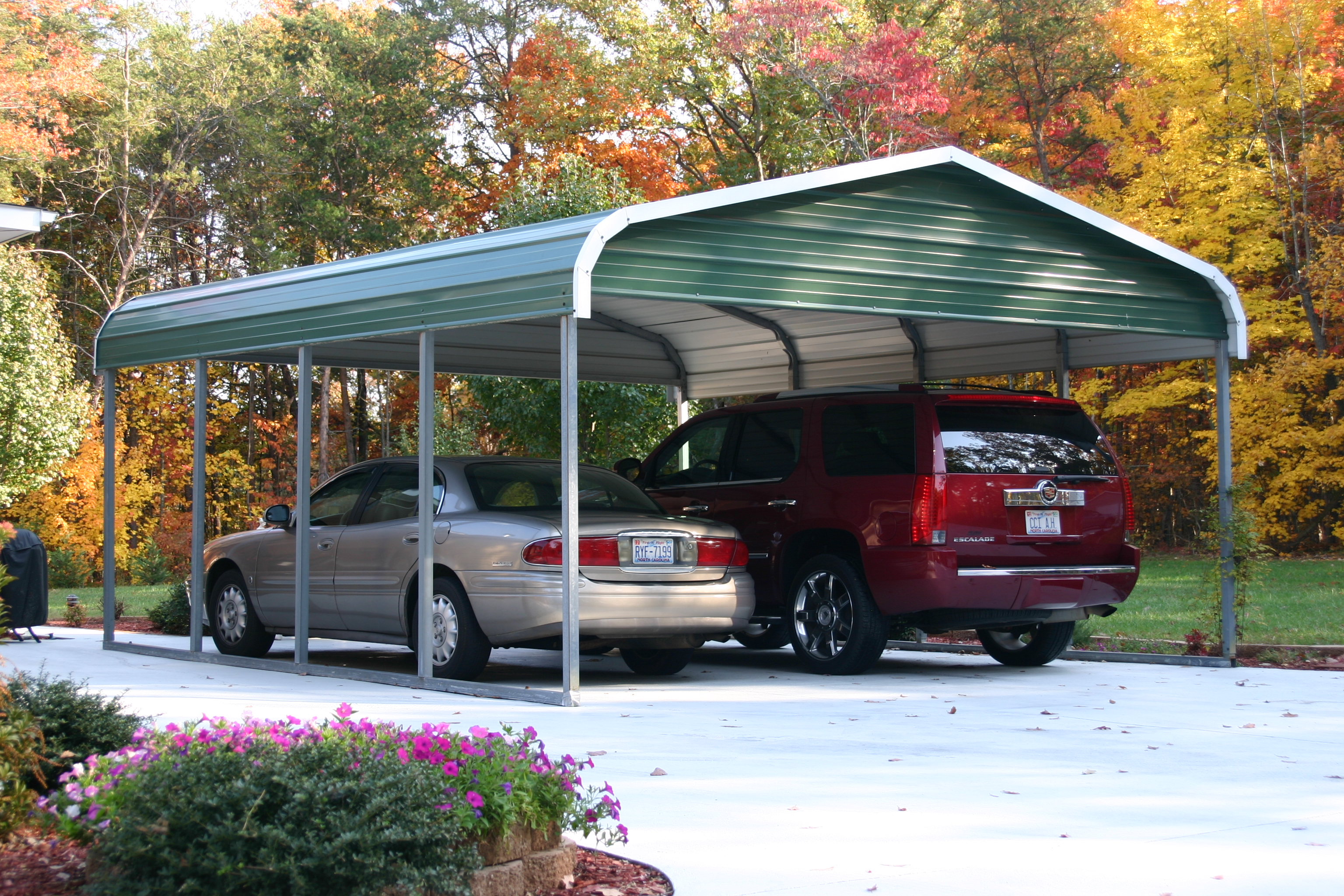 Carports for sale in statesville nc