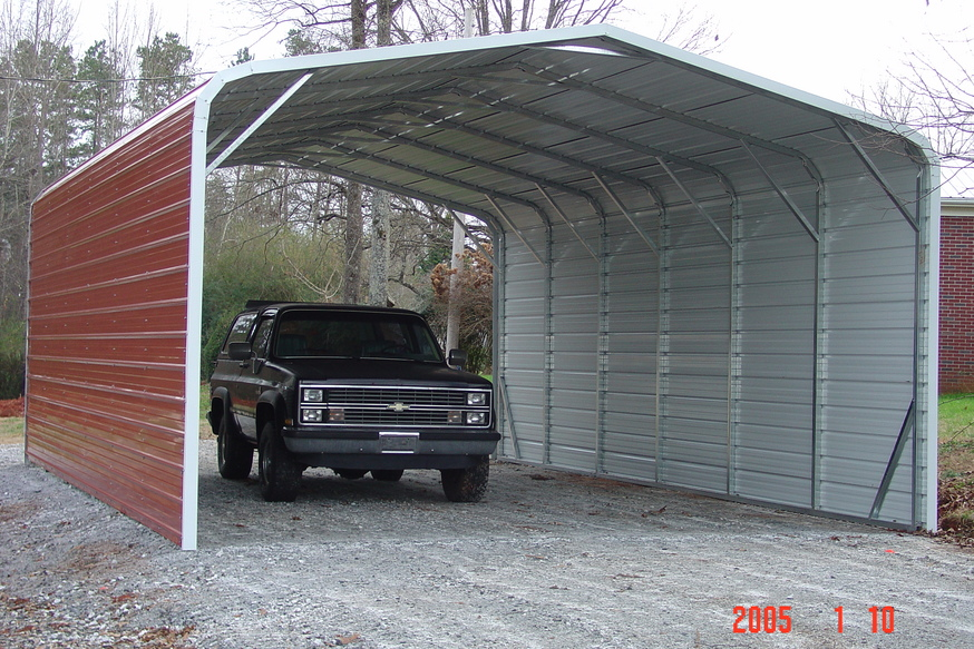 15X25 Garage Package Lowes & 15X25 Garage Package Lowes - RNTL Steel Buildings