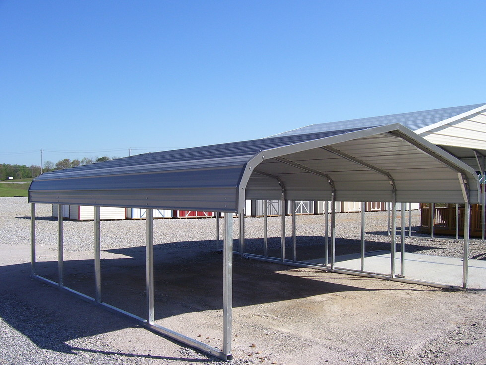Steel Carports Prices Metal Car Port Discount Metal