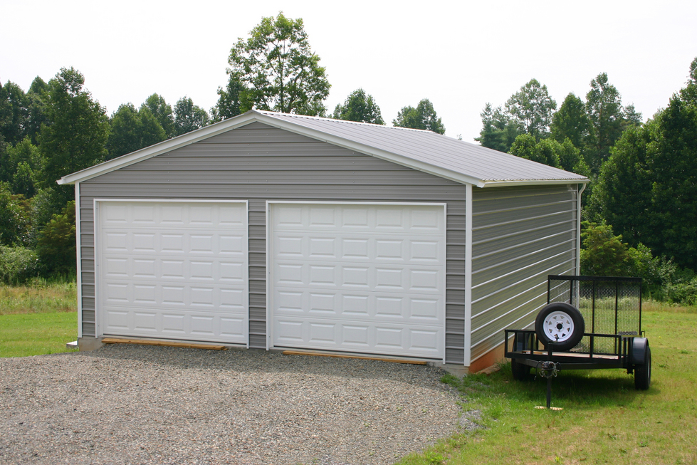 Metal garages florida fl prices double car garage diy garage double car garages solutioingenieria Images