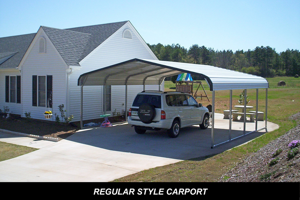 Free Standing Carports PDF Plans – Woodworking Resources