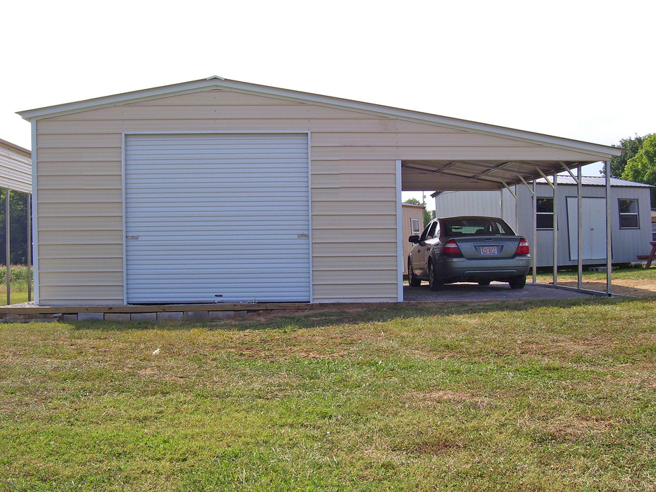 Carolina Carport Black : Carport carports nc