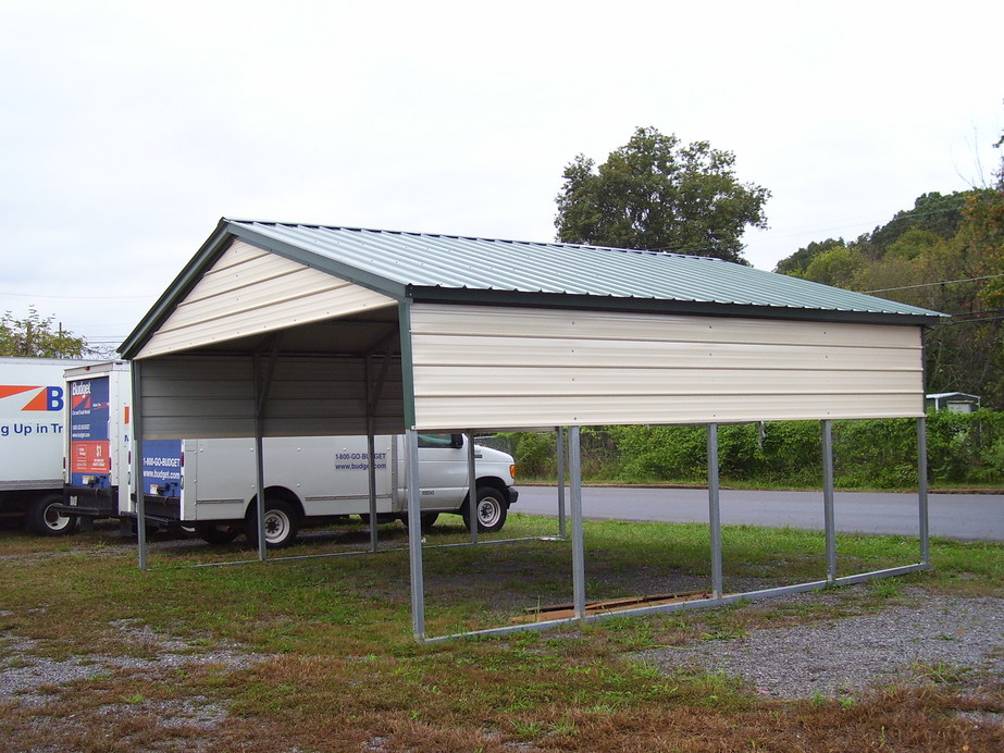 Carport metal carports texas for Carport garages