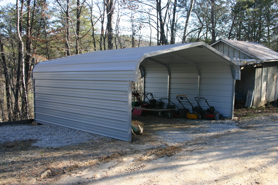 Cost to build a carport australia Garage carports