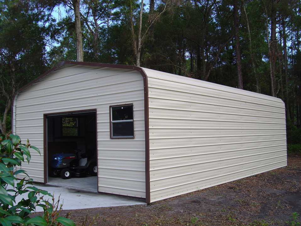 Metal garages florida fl prices Garage carports