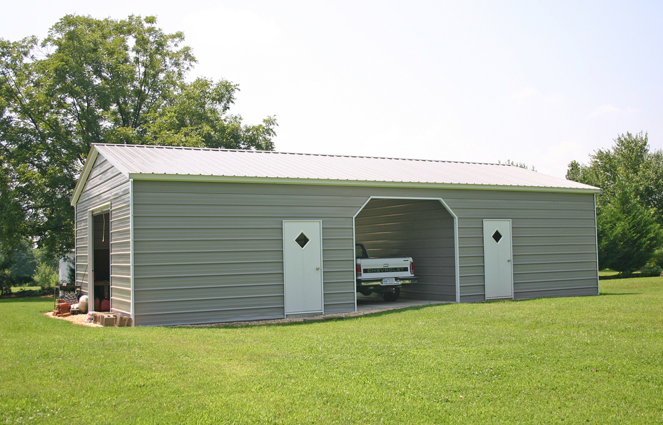 Carports Metal Garages Barns Steel Rv Carports