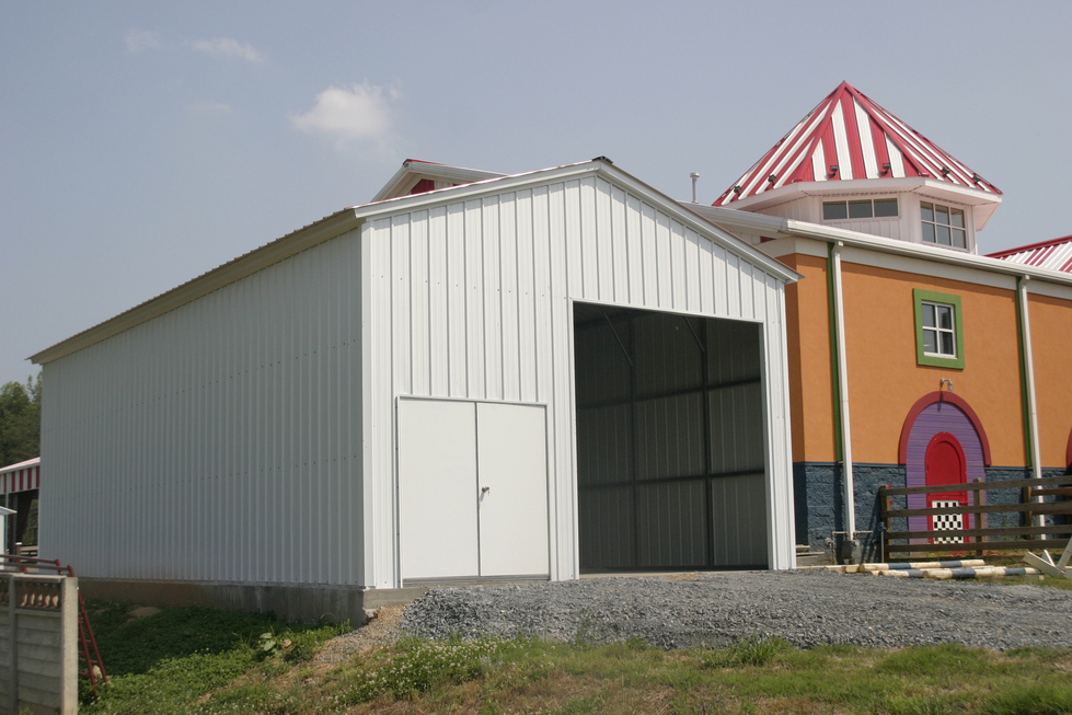 Portable Warehouse Buildings