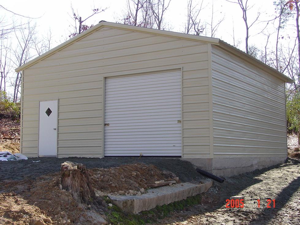 South Carolina Sc Free Span Buildings 30 40 50
