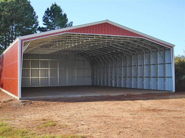 Tractor Sheds