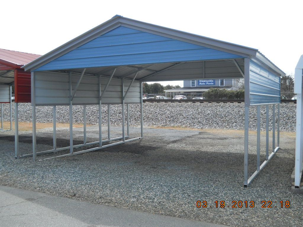 Metal carports gallatin tn gallatin tennessee carports for Carport one