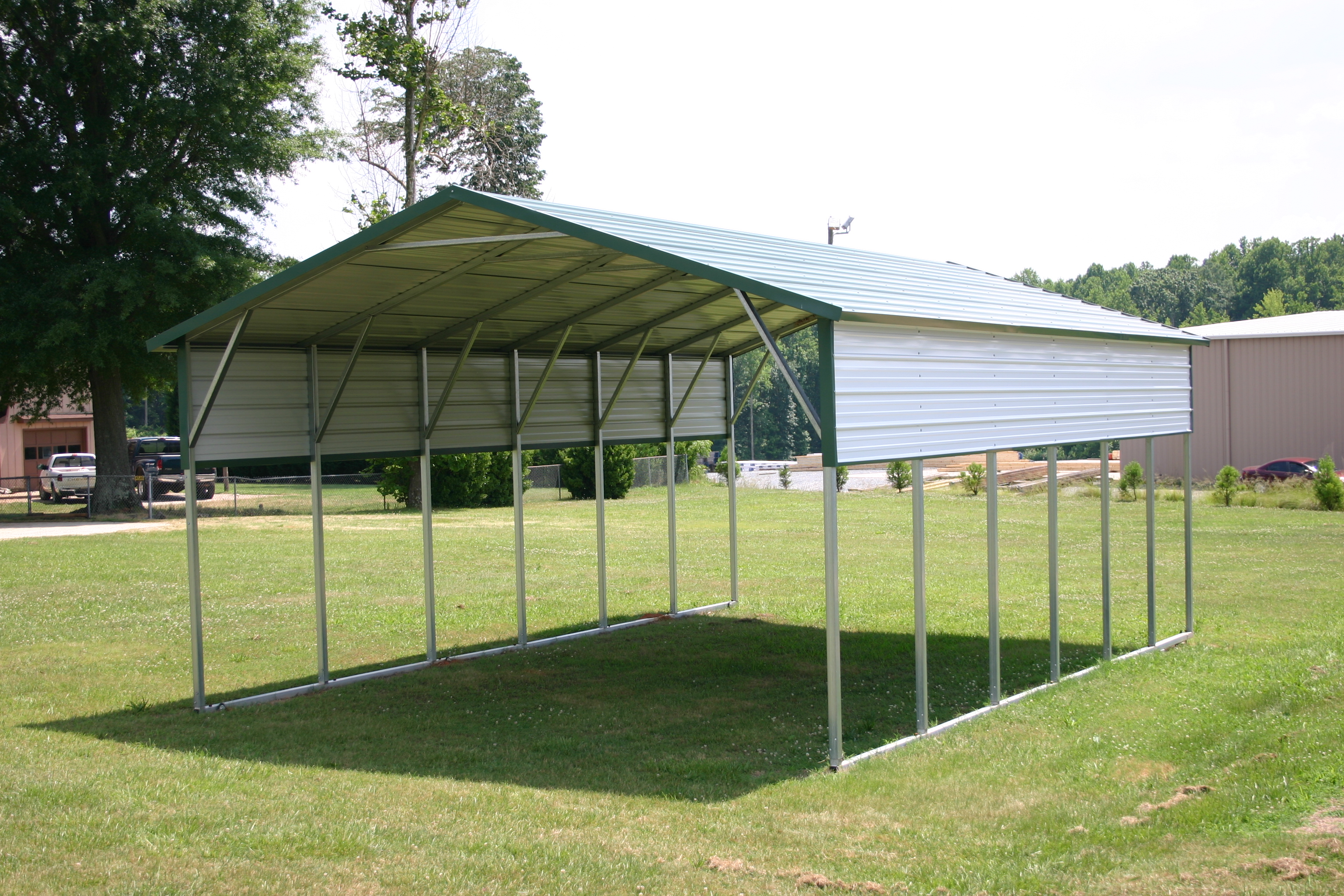Carport Kits Georgia | GA Metal Carport Kits