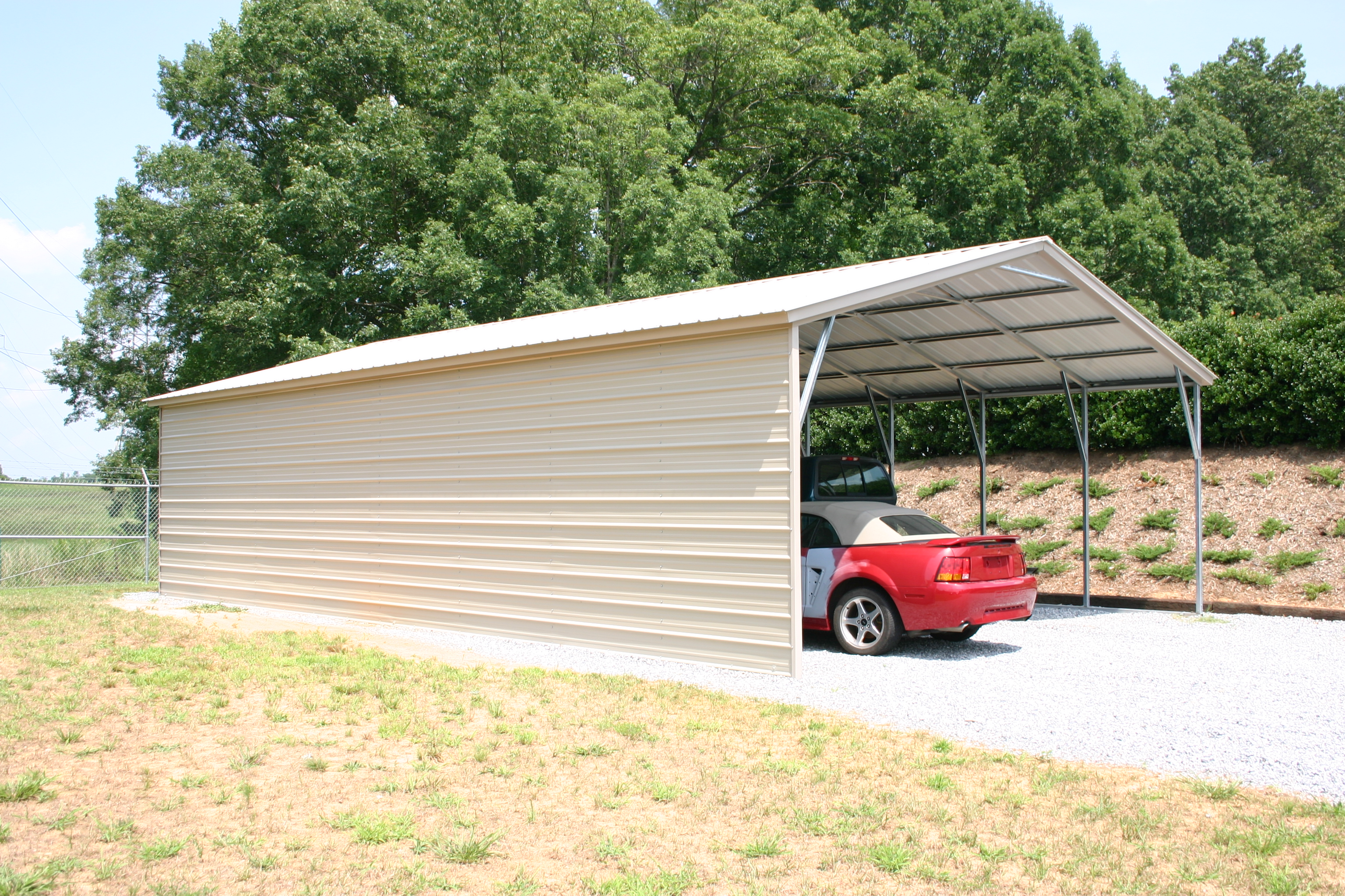 metal carports dickson tn dickson tennessee carports. Black Bedroom Furniture Sets. Home Design Ideas